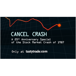 An introduction to the infamous black monday stock market crash of 1987
