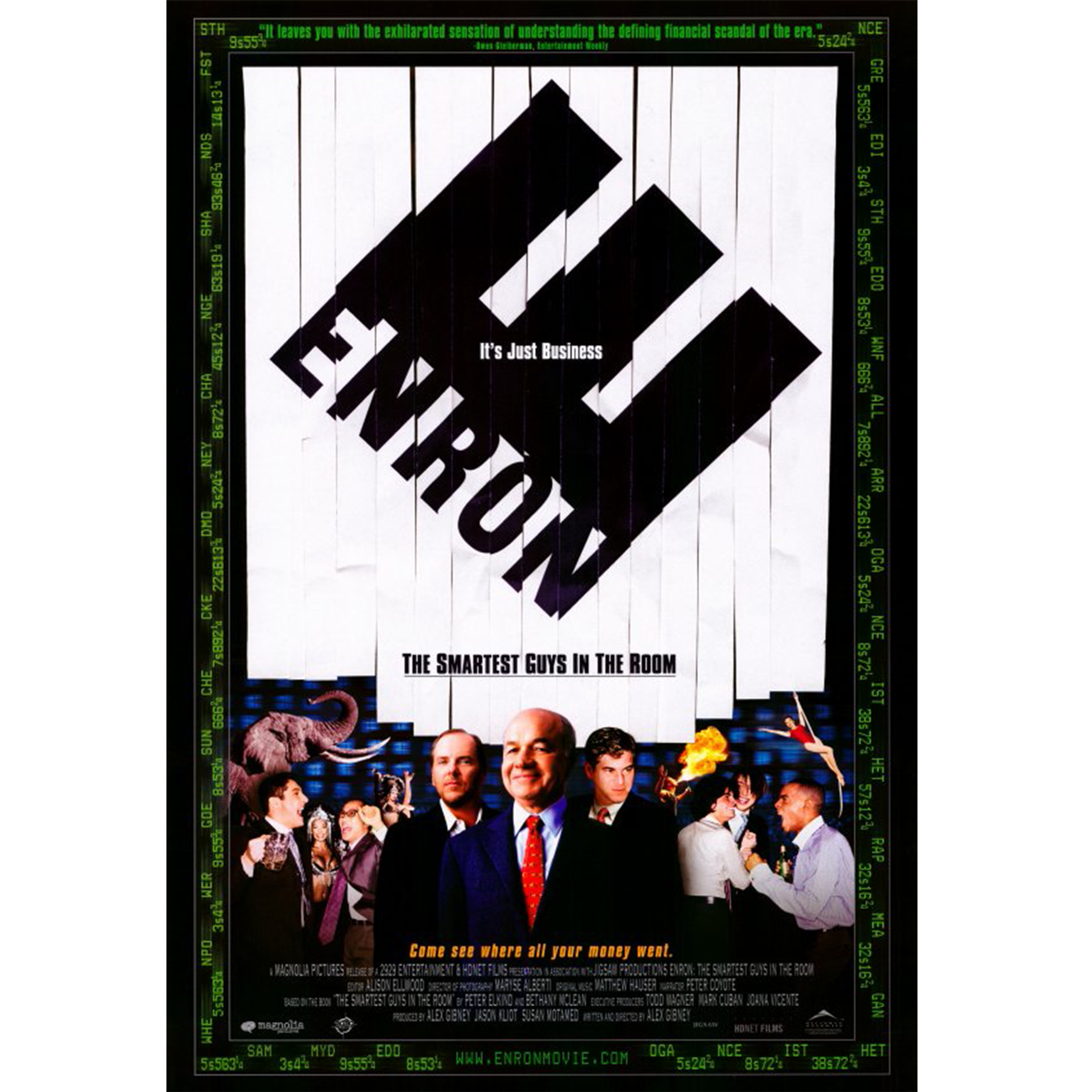 enron smartest men in the room This video is about enron-the smartest man in the room.
