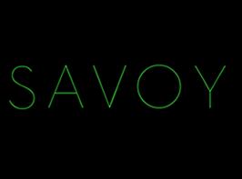 Savoy Bar Logo