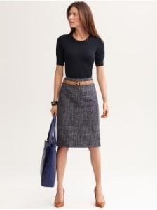 what's truly fashionable as business casual attire for women