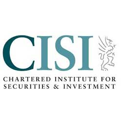 chartered institute of securities and investment logo cisi