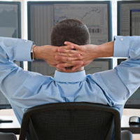 What is a typical workday like for a junior derivatives trader?