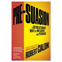 pre suasion book cialdini